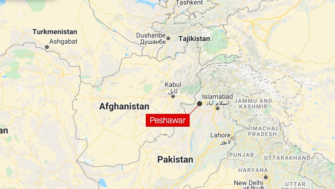 At least 7 dead, dozens injured after blast in Pakistani city of Peshawar
