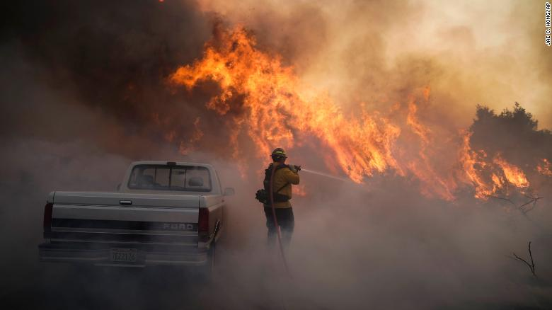 Southern California wildfires force Chargers players, including starting QB, to evacuate homes