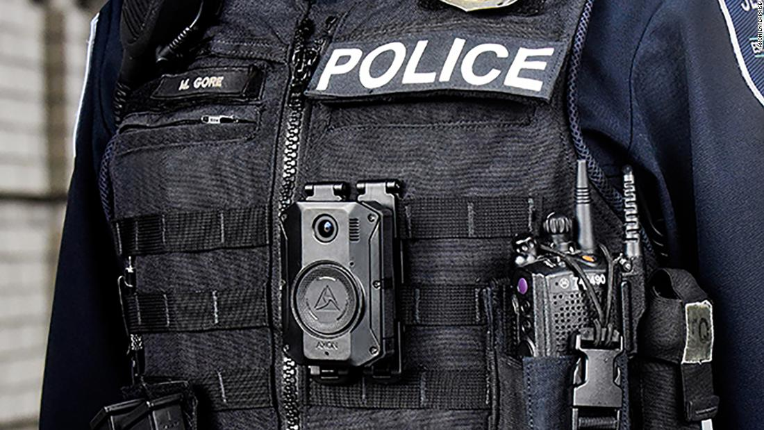 Police body cam maker unveils new features it hopes will curb officer misconduct