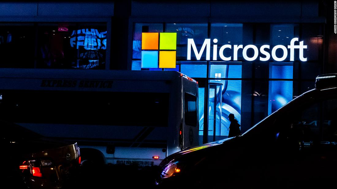 Microsoft earnings beat expectations, driven by video game sales and cloud demand