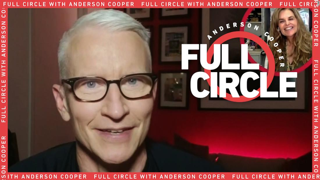 Anderson Cooper on how meditation helps him deal with stress