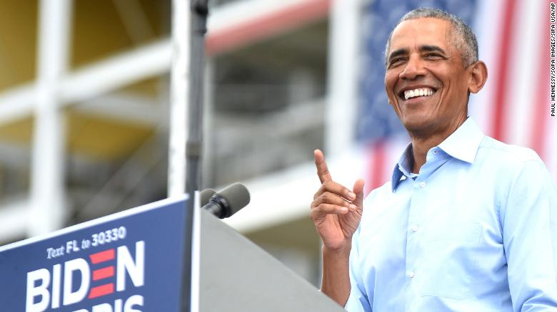 Obama to offer 'personal testimonial' for Biden at first joint event of campaign