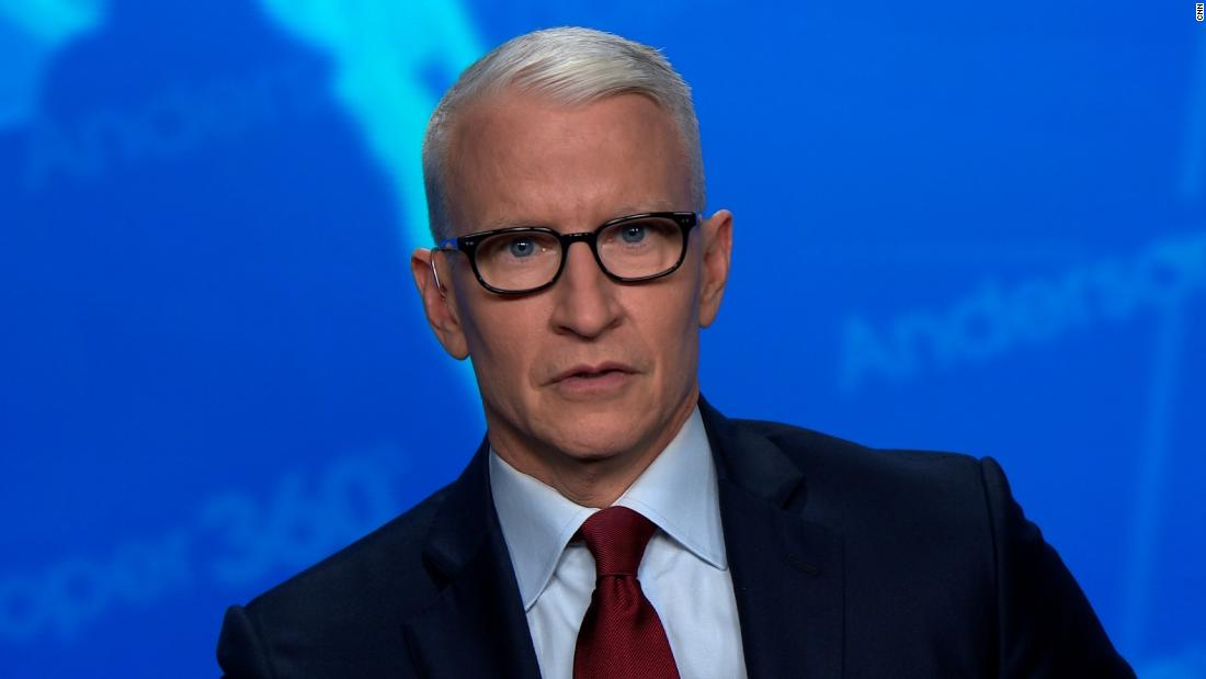 Anderson Cooper: We are witnessing dishonesty the likes of which no one has seen before