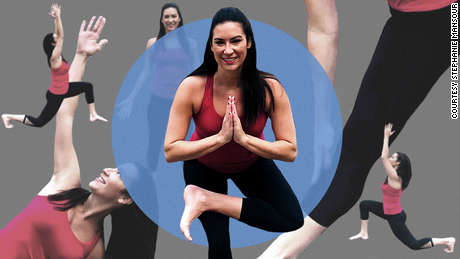 Yoga for stress-related insomnia