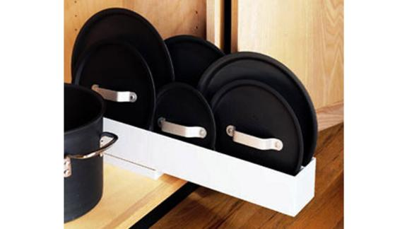 Pull-Out Lid Organizer
