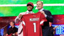 Murray was the first overall selection in the 2019 NFL Draft.