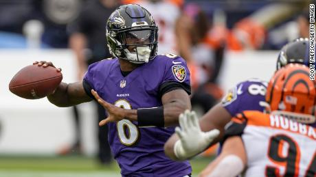 Lamar Jackson became the second unanimous NFL MVP in only his second season.