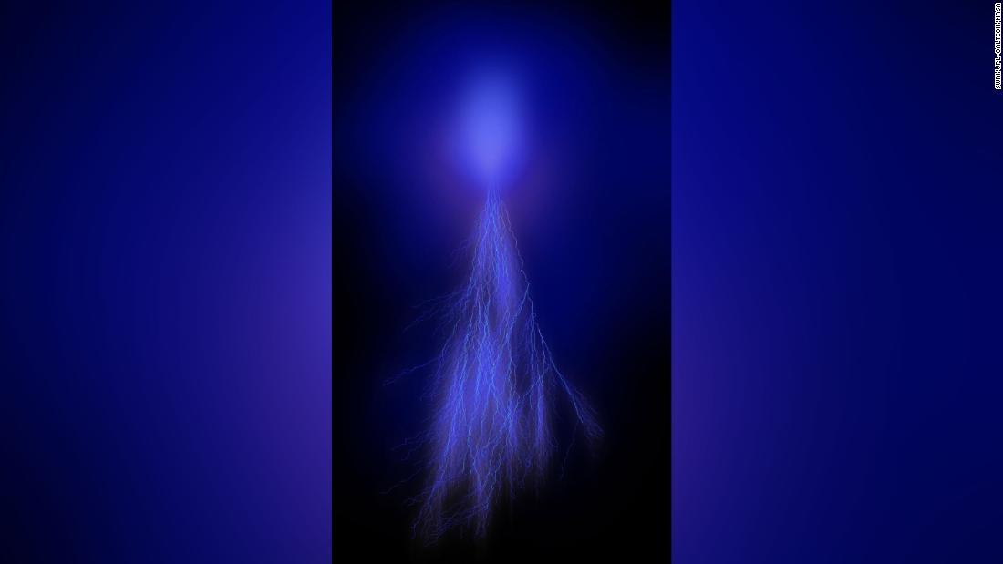Juno mission observes 'sprites' dancing in Jupiter's atmosphere - CNN