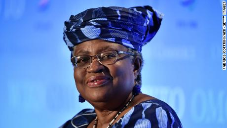 First Black woman to lead WTO says she will prioritize fair trade, access to Covid-19 vaccines