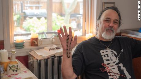 Writer Rafael Alvarez practices praying the rosary on a regular basis.