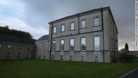 Sean Ross Abbey in Roscrea, Tipperary, operated as a mother and child home from 1930 to 1970.