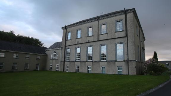 Sean Ross Abbey in Roscrea, Tipperary, which operated as a mother and baby home from 1930 to 1970.