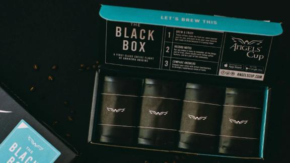 Angel's Cup Black Box Subscription