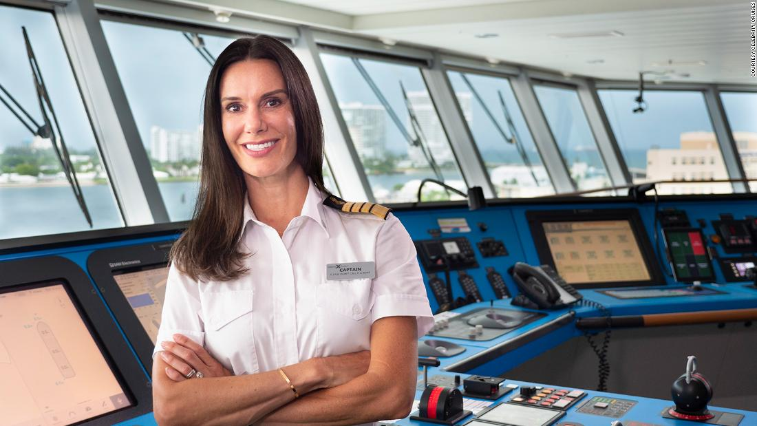 What it's like to be a cruise ship captain