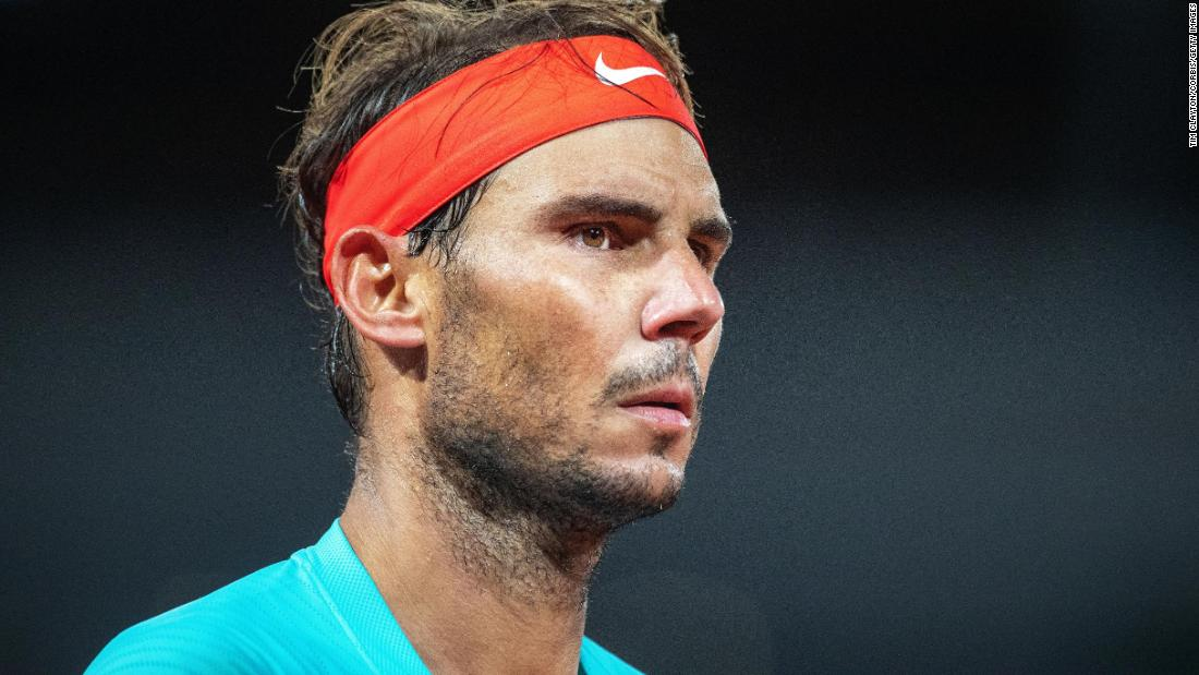 Rafael Nadal set for Paris return as professional sports in France play on