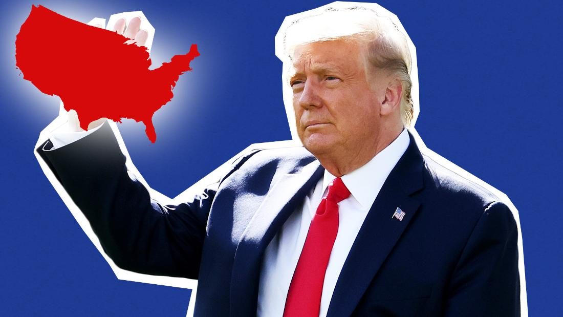 Here's Trump's wildest election prediction
