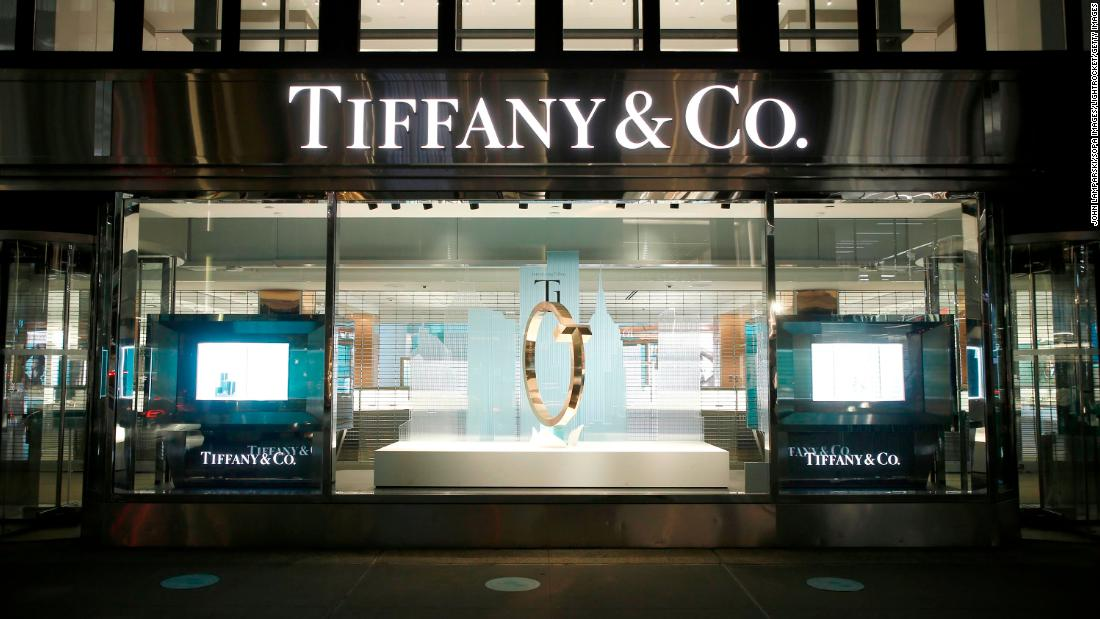 LVMH snags $400 million discount on Tiffany deal after legal spat – CNN