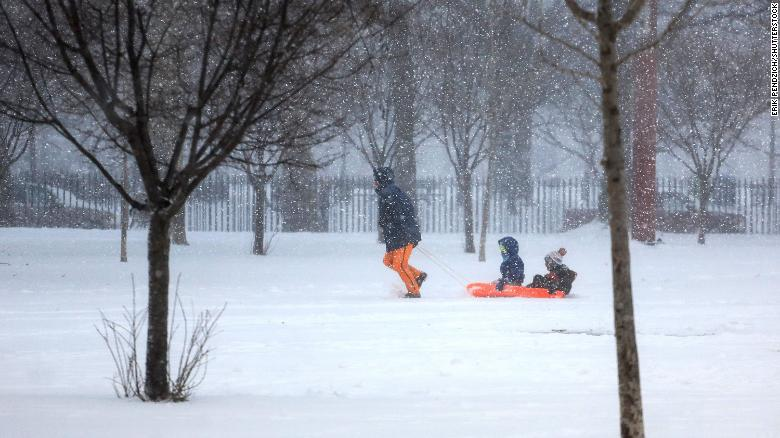 A New Jersey school district promised to keep its snow days so kids can just be kids