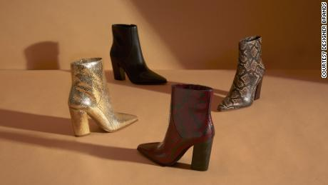 Ankle boots for fall from the JLO Jennifer Lopez collection feature comfortable block heels.