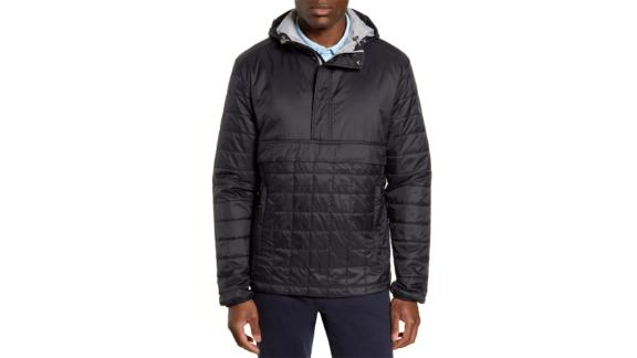 Cutter & Buck Rainier PrimaLoft Insulated Half-Zip Pullover