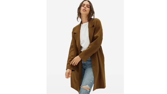 Everlane Live-In Coat