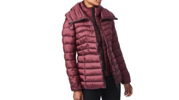 Bernardo Packable EcoPlume Puffer Jacket
