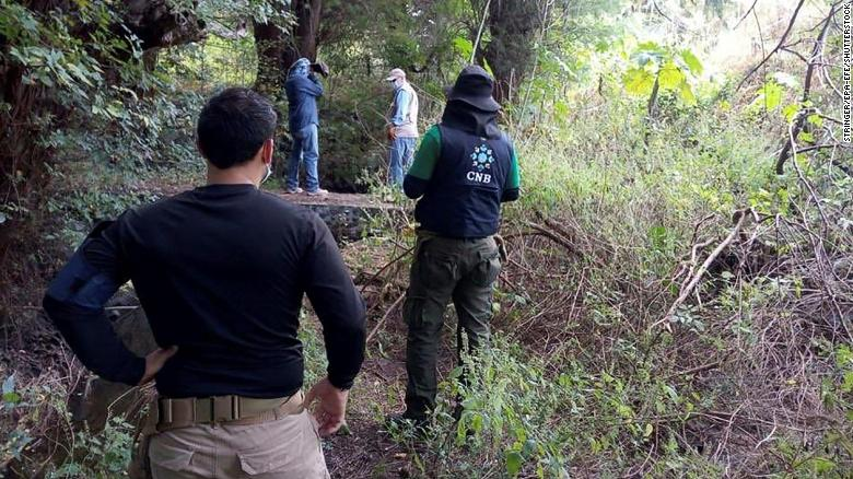 Remains of 59 bodies found in clandestine graves in Mexico