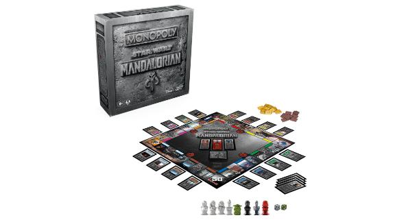 Monopoly: The Mandalorian, Protect The Child