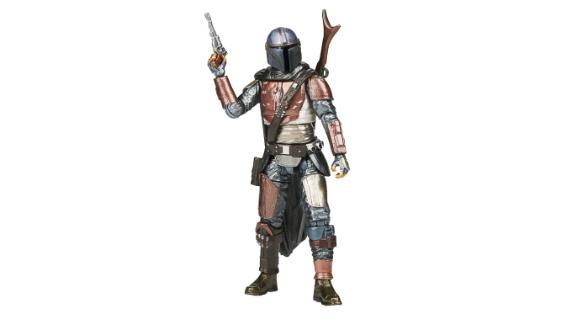 Star Wars The Vintage Collection Carbonized Collection The Mandalorian