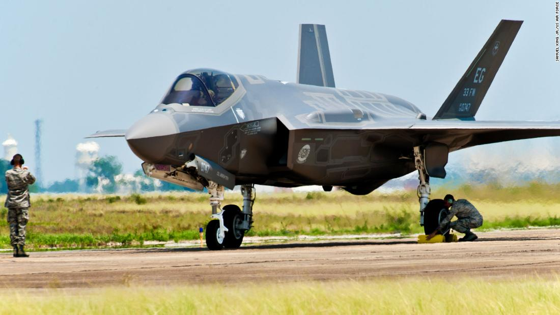 US moving ahead with sale of F-35 jets to UAE, top Democrat says