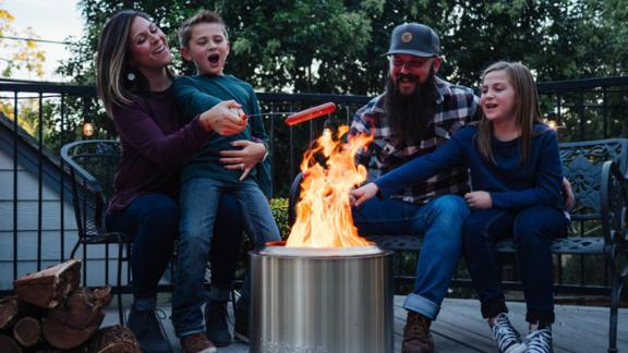 Solo Stove Ranger Fire Pit