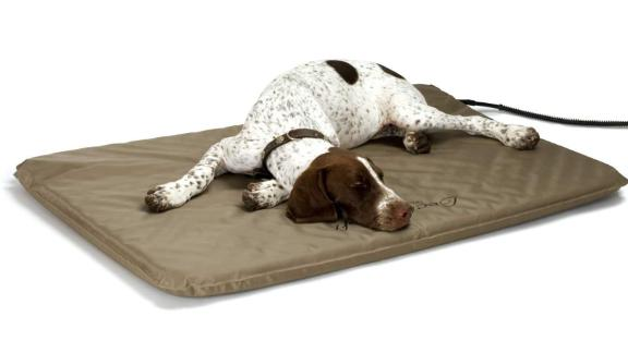 K&H Pet Lectro Soft Heated Dog Bed