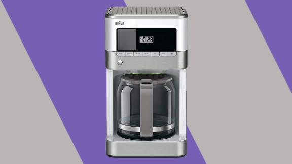 Braun KF6050WH BrewSense Drip Coffee Maker