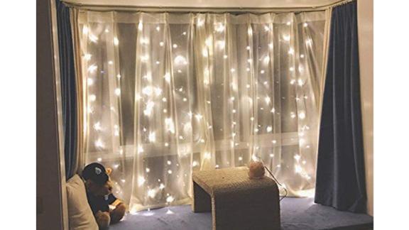 Twinkle Star Curtain