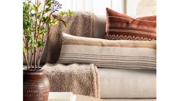 Threshold Designed With Studio McGee Boucle Throw Blanket