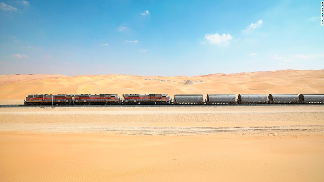 Rail megaproject could shake up trade