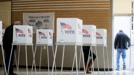 We arrived Friday before Election Day.  Here's what to know