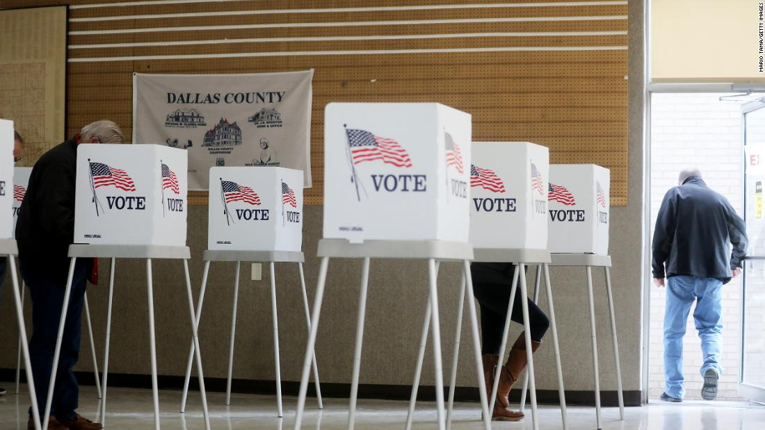 Opinion: A powerful way for the GOP to show they care about voting