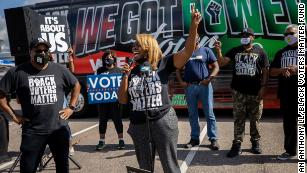Why this bus tours the South to get disenfranchised voters to the polls