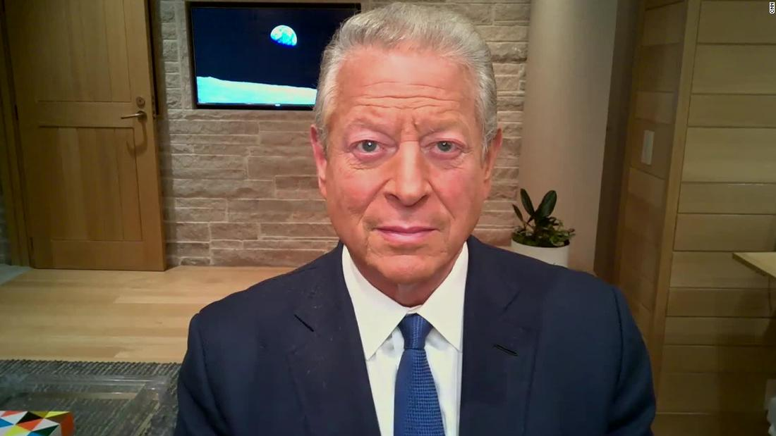 Al Gore explains what makes this election different from 2000