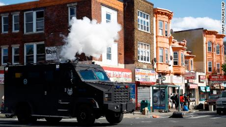 Philadelphia City Council passes bill banning use of tear gas, rubber bullets and pepper spray during protests