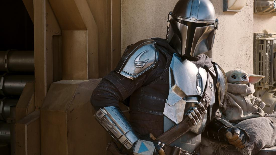 What does the Mandalorian have against creatures?