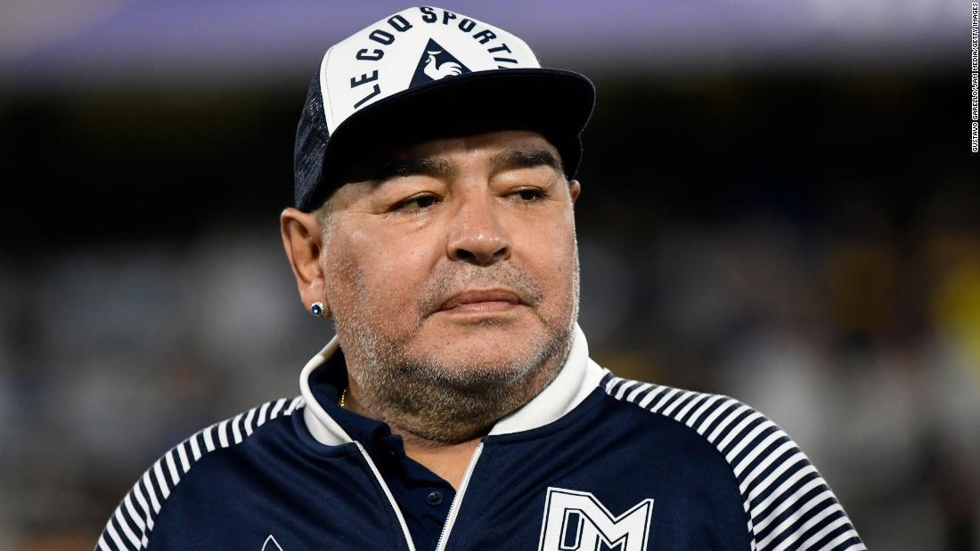 'The Golden Boy' Diego Maradona turns 60