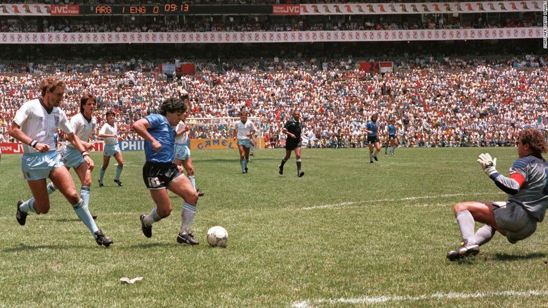Diego Armando Maradona: The tormented genius who became one of football's greatest players