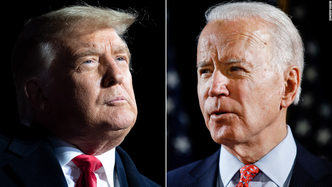 Election: Contest between Trump and Biden narrows to key states | Apadana Media