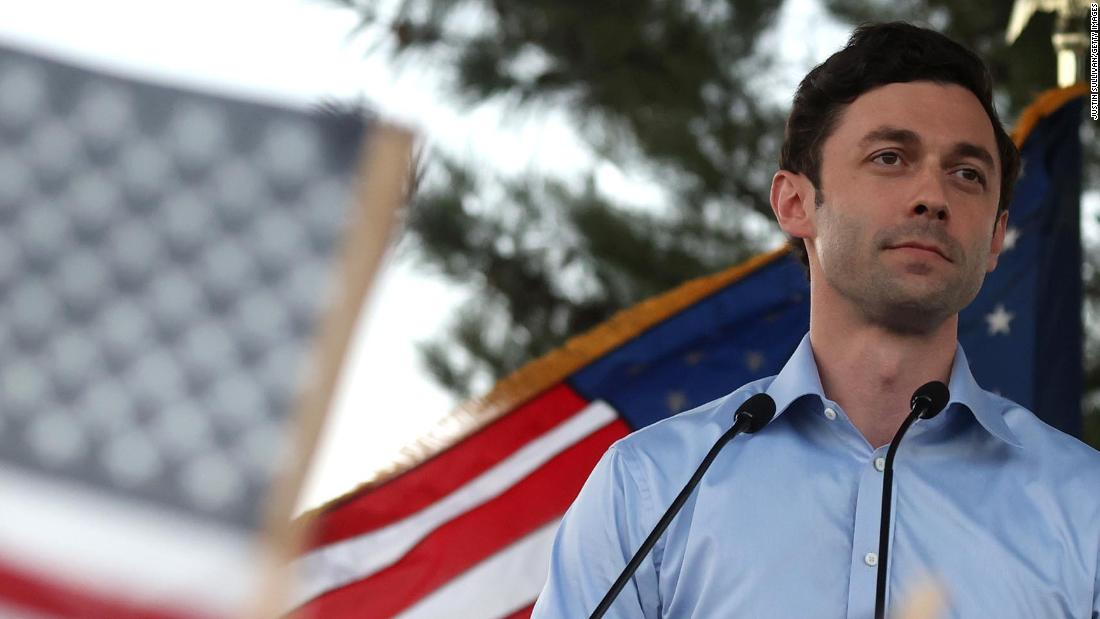 Former President Barack Obama is prominently featured in a new television ad for Georgia Democratic Senate candidate Jon Ossoff, pitching him as an injustice-fighting crusader who will pass a new Voting Rights Act and