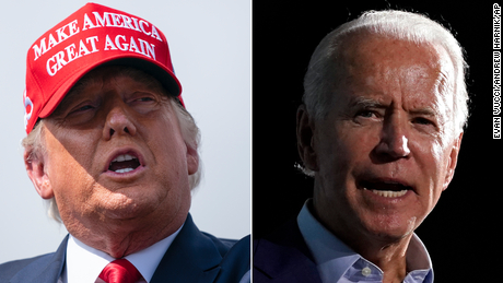 Here's where Trump and Biden stand on Middle East policy