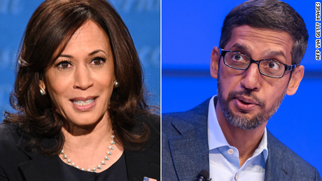Sen. Kamala Harris and Google CEO Sundar Pichai are two high-profile Americans of Indian descent whose names have been repeatedly mispronounced.