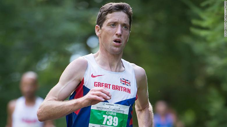 Chris Smith, Team GB mountain runner, found dead in Scottish Highlands