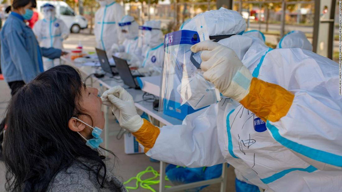 China's most-controlled region is facing the country's biggest coronavirus outbreak in months